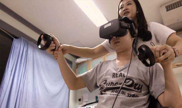 You are currently viewing VR Gaming อุปกรณ์เพิ่มความบันเทิง